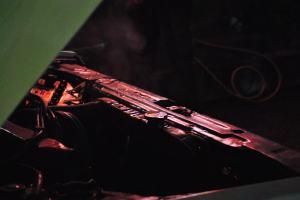 cooling engine mitsubishi lancer SL